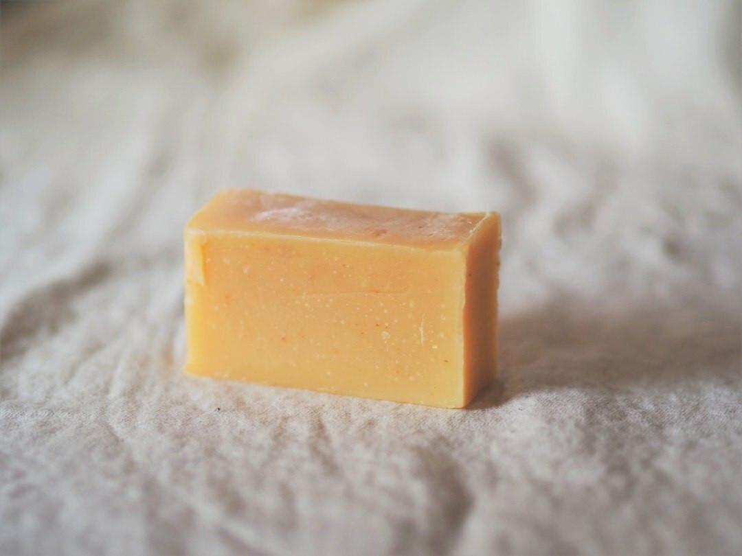 Banana & Honey facial soap bar 60g