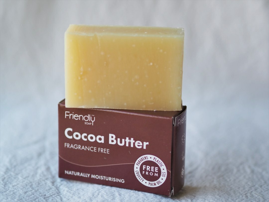 Cocoa Butter Facial Cleansing Friendly Bar 95g