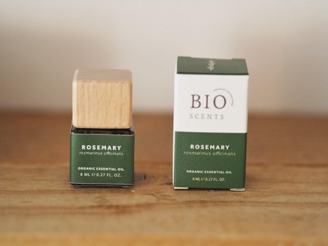 Rosemary Organic Essential Oil - Bio Scents