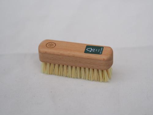 Small wooden nail brush