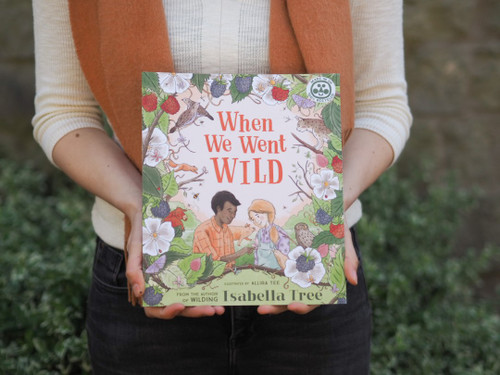 When we went wild story book
