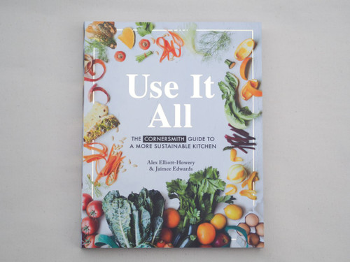 Use it all sustainable kitchen book