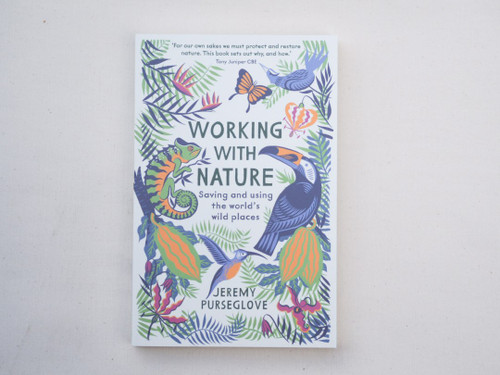 Working with nature book