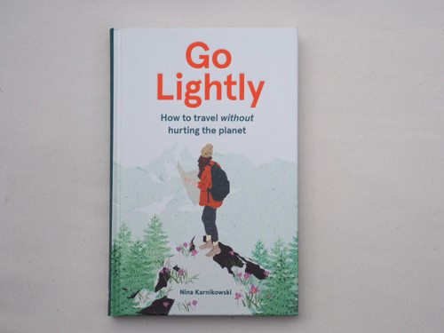 Go Lightly sustainable travel book