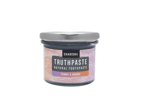 Truthpaste Charcoal Fennel & Orange 100ml