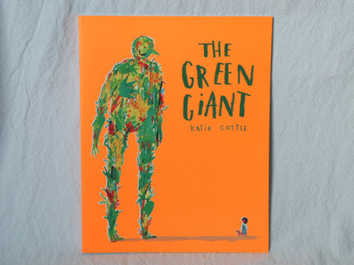 The Green Giant Story Book