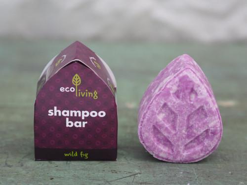 Ecoliving shampoo bar 85g - Wild Fig