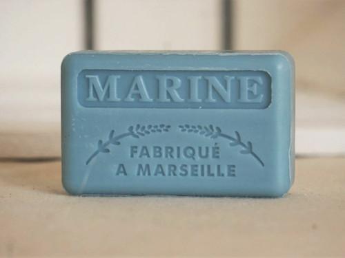 Marine Sea breeze french Marseille soap 125g