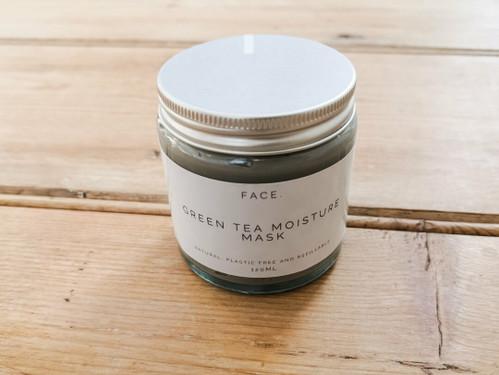 Green Tea Moisture Mask 120ml