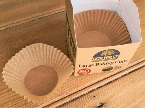 FSC Large Baking cups x 60