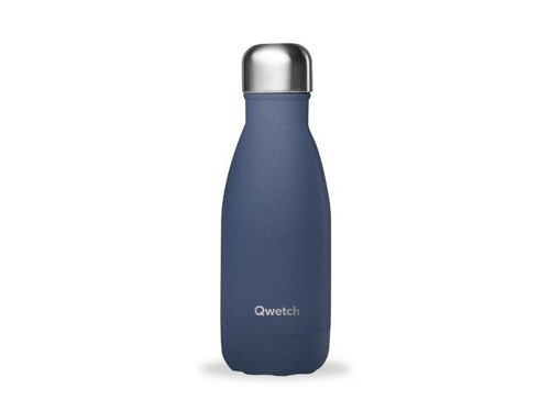 Qwetch insulated bottle 260ml - Midnight Blue
