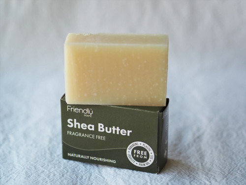 Shea Butter Facial Cleansing Friendly Bar 95g