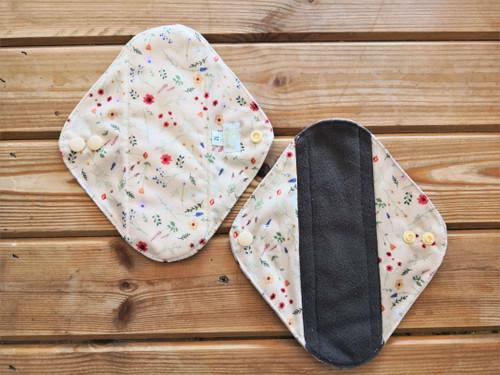Baba & Boo Wildflowers sanitary pad