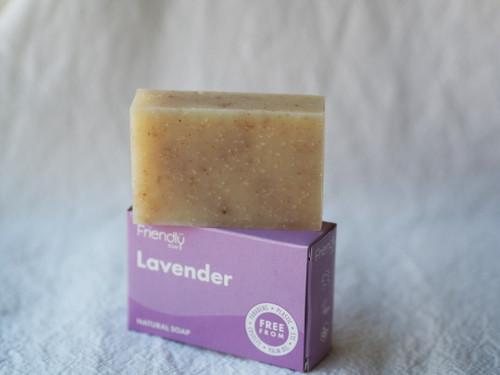 Lavender Friendly soap 95g