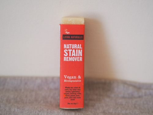 Natural Fabric Stain Remover Bar 60g