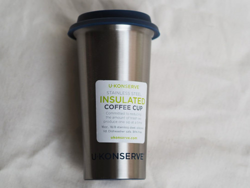 Insulated stainless steel Coffee cup - 470ml