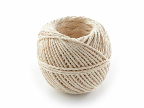 100% recycled cotton string roll 45m