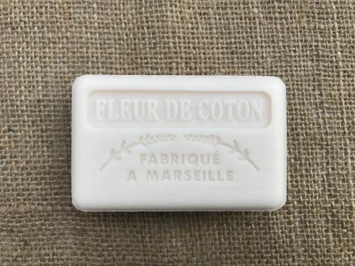Fleur de Coton french Marseille soap 125g