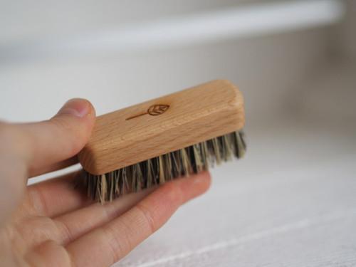 Beard Brush FSC Beechwood