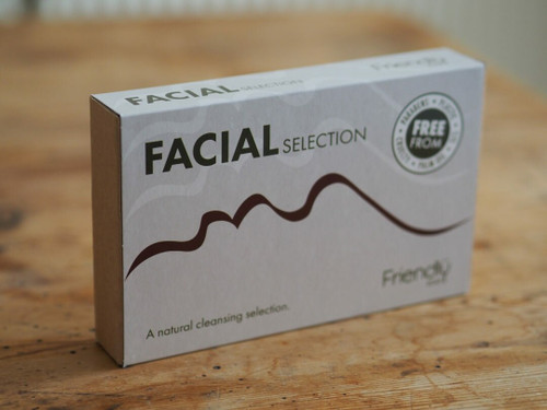 Friendly Soap Facial Selection Pack