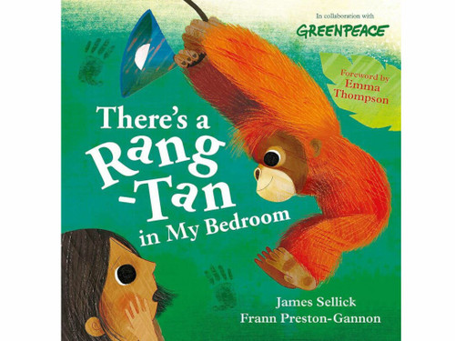 There's a Rang-tan in My Bedroom Story Book