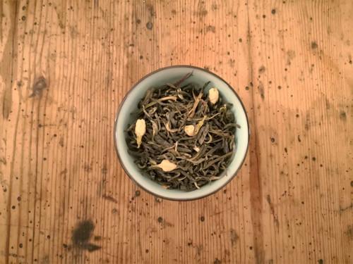 China Jasmine Green tea with flowers - 100g