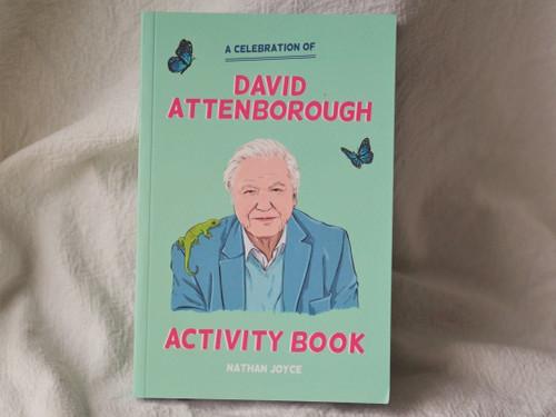 The David Attenborough activity book