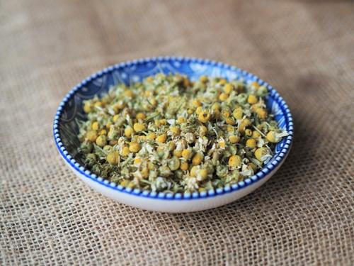 Organic Camomile Flowers Loose tea 50g