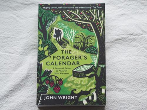 The Forager's Calendar paperback book