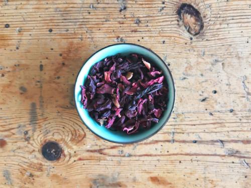 Pure Hibiscus loose tea - 90g