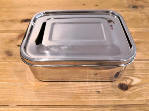 Stainless steel Deeper Rectangular lunchbox