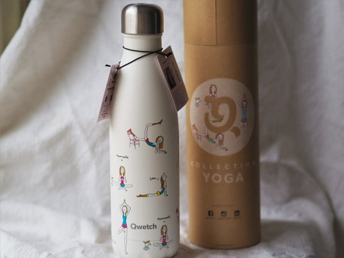 Qwetch Insulated Bottle 500ml Yoga