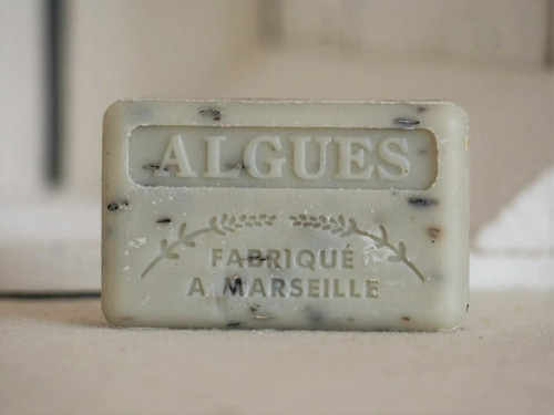Seaweed Algues French Marseille soap 125g