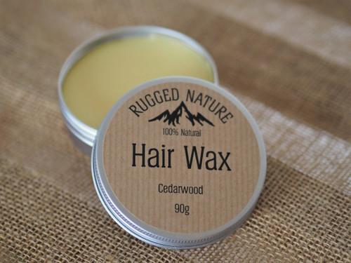 Rugged Nature Hair Wax - Cedarwood 90g