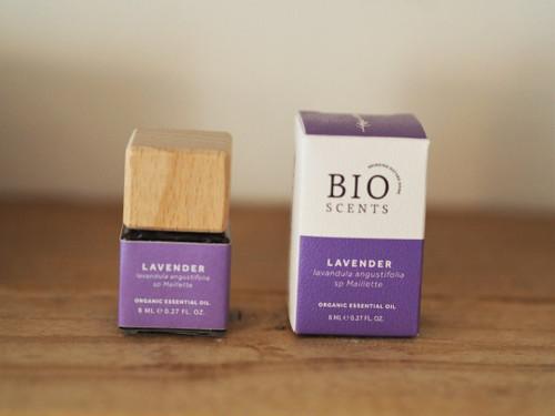 Lavender Organic Essential Oil - Bio Scents