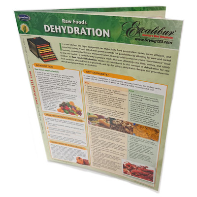 Excalibur - Raw Foods - Dehydration Guide