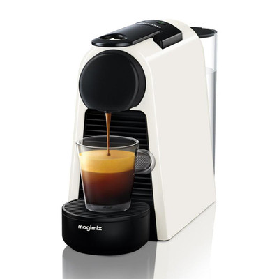 Nespresso Essenza Mini Coffee Machine by Magimix in White