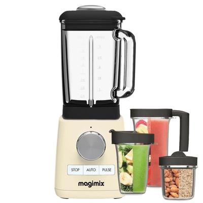 Magimix Premium Blender in Cream