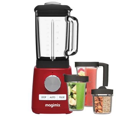 Magimix Premium Blender in Red