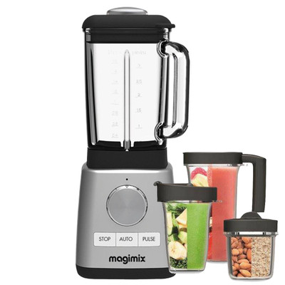 Magimix Premium Blender in Silver