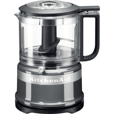 KitchenAid Mini Food Processor in Contour Silver