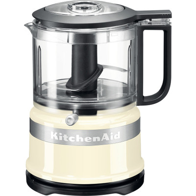 KitchenAid Mini Food Processor in Almond Cream