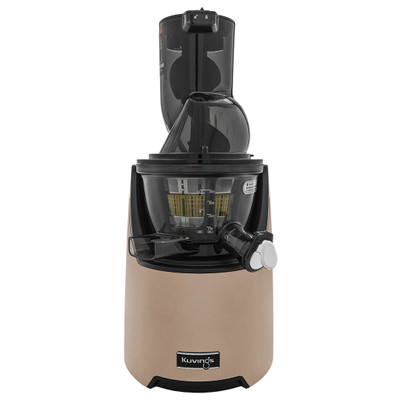 Kuvings EVO820 Wide Feed Juicer in Champagne Gold