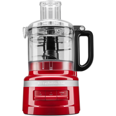 KitchenAid 1.7L Food Processor in Empire Red