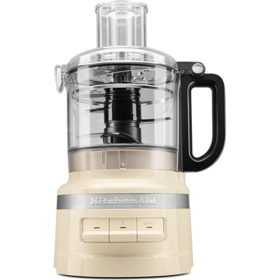 KitchenAid 1.7L Food Processor in Almond Cream