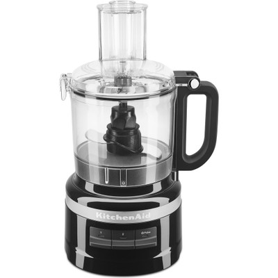 KitchenAid 1.7L Food Processor in Onyx Black