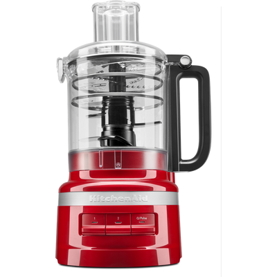 KitchenAid 2.1L Food Processor in Empire Red
