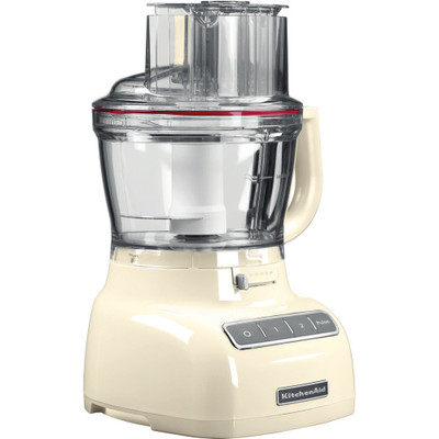 KitchenAid 3.1L Food Processor in Almond Cream