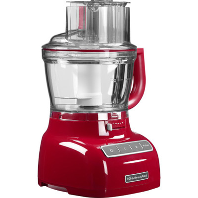 KitchenAid 3.1L Food Processor in Empire Red