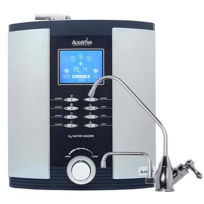 AlkaViva Athena H2 Water Ionizer with Under Sink Kit
